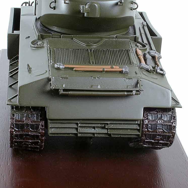 M4a3e8 Sherman M4a3e8 Sherman Model Tank