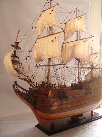 Sails and Rigging Custom made Arabella