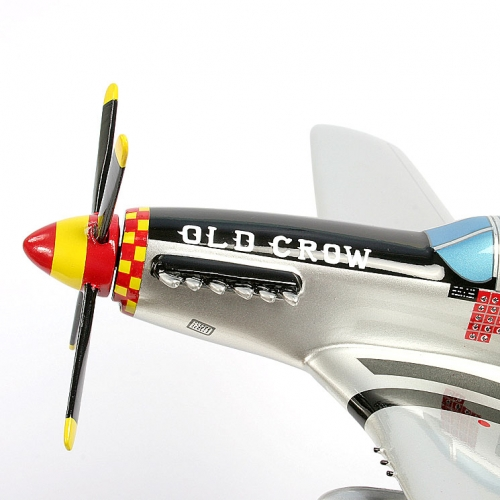 Crows Used Cars Crowsusedcars: P-51D Mustang Old Crow Aircraft Model