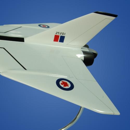 Military Vehicles For Sale Canada >> Avro Canada CF-105 Arrow Aircraft Model