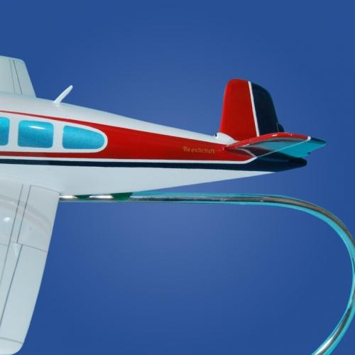 V-35 Bonanaza Aircraft Model