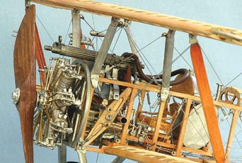 Sopwith Camel Aircraft Model Kit