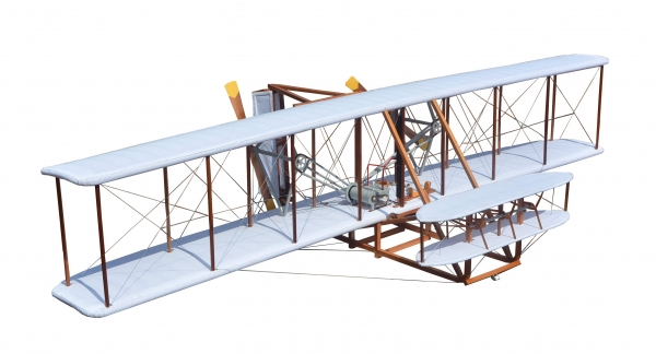 Wright Flyer 1903 Aircraft Model