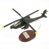 AH-64D Apache Helicopter Model