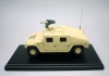 Humvee HMMWV Desert Armored Vehicle Model