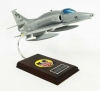 A-4F Skyhawk USMC Wooden Model Airplane
