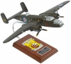 B-25B Mitchell Doolittle Model Signed by R. Cole