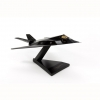 F-117A Blackjet Fighter Aircraft Model