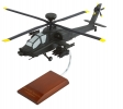AH-64D Apache Longbow Helicopter Model