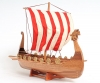 Viking War Ship Model