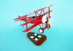 DR1 Triplane Red Baron Model