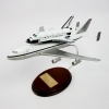 B747 Shuttle Carrier Aircraft Model