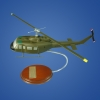 UH-1D Iroquois Helicopter Model